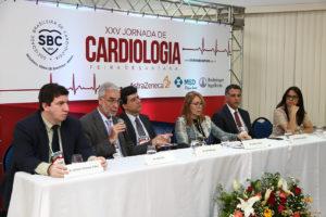 Feira sedia um dos maiores eventos de Cardiologia do Nordeste