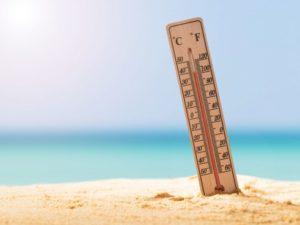 Altas temperaturas podem aumentar risco de morte do coração, diz estudo