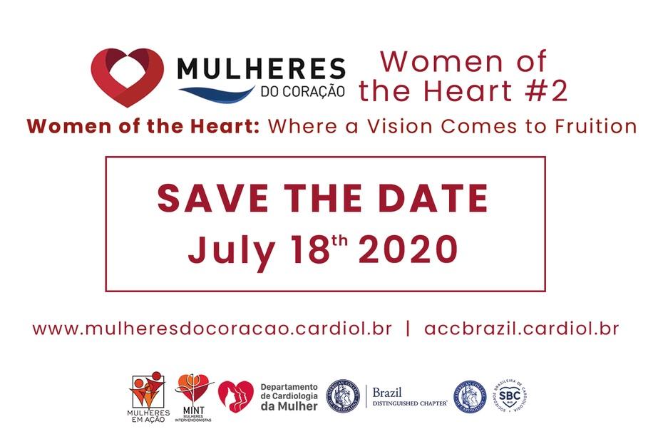 2º Simpósio Mulheres do Coração da SBC debate a perspectiva feminina do cuidar